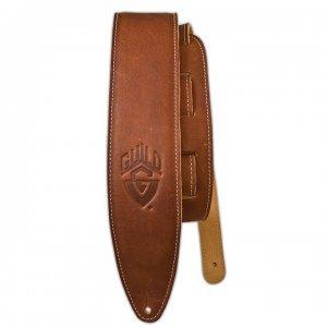 Guild Leather Brown Ζώνη ακουστικής κιθάρας