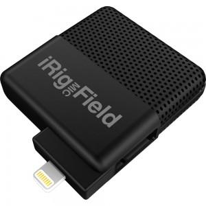 IK Multimedia iRig Mic Field Stereo Cardioid Πυκνωτικό μικρόφωνο