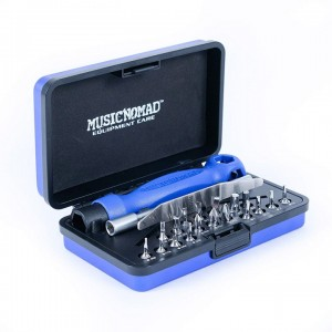 Music Nomad MN229 Guitar Screwdriver and Wrench Set Πολυεργαλείο
