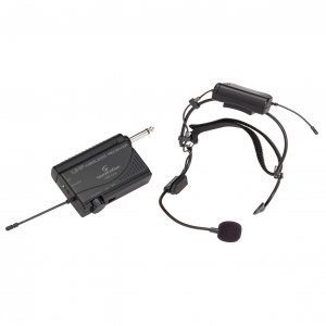 SOUNDSATION WF-U4 Fitness Σετ ασύρματο μικρόφωνο