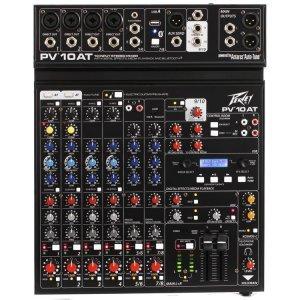 PEAVEY PV10 AT Κονσόλα ήχου