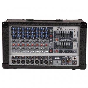 PEAVEY PVi8B Plus - 350 Watt RMS Αυτοενισχυόμενη κονσόλα ήχου