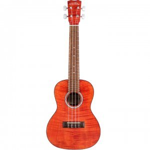 Cordoba 15CFM Concert Rose Red Ακουστικό Ukulele