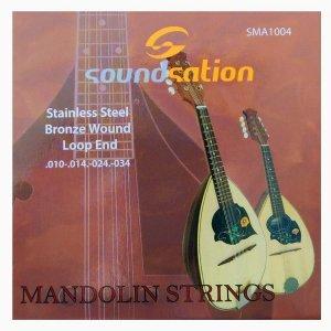 SOUNDSATION SMA500 Σετ χορδές μαντολίνου