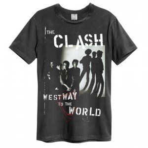 Amplified T-Shirt The Clash - Westway To The World (ZAV210TCW)