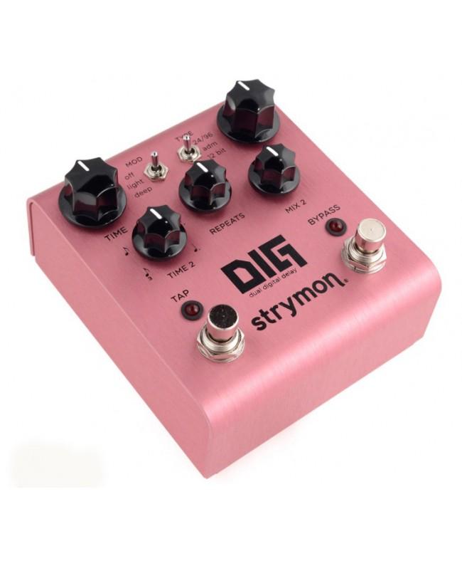 Strymon DIG - Dual Digital Delay Pedal DELAY / ECHO