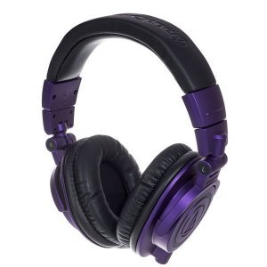 Audio Technica ATH-M50X PB Limided Purple