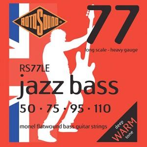 Rotosound Jazz Bass Flat 050-110 (RS77LE)