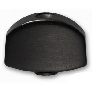 Bouton Tuner Ebony Large (Schaller)