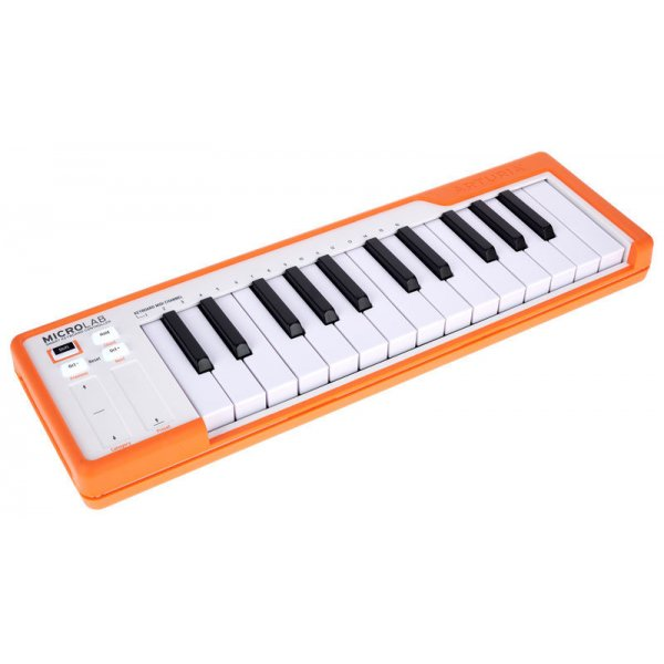 Arturia MicroLab Orange - Midi Controller