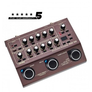 Boss AD-10 - Acoustic Preamp