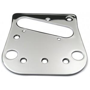 Bridge / Pickup Plate Telecaster Chrome