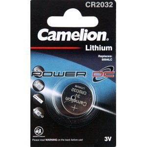 Camelion Lithium Battery 3V CR2032