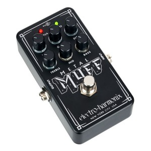 EHX Nano Metal Muff - Distortion with Noise Gate