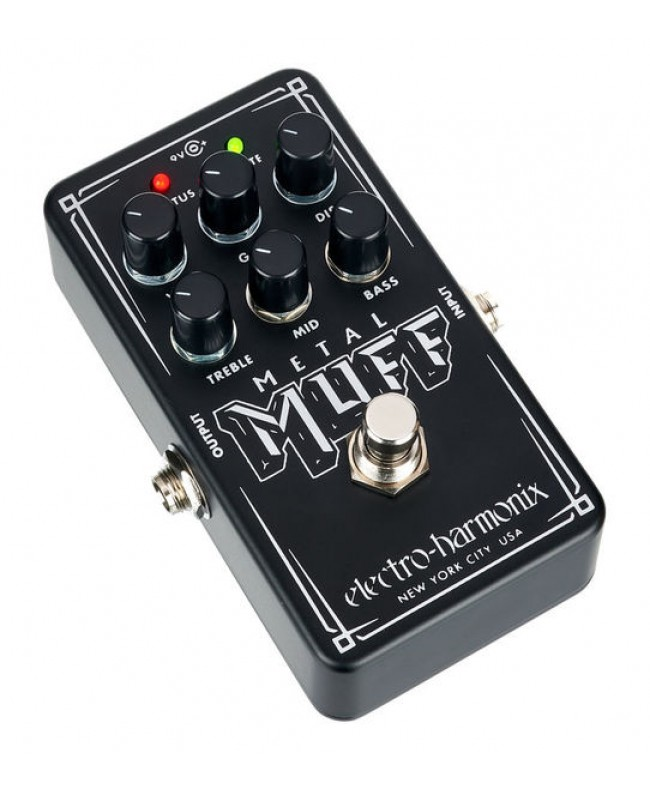 EHX Nano Metal Muff - Distortion with Noise Gate DRIVE
