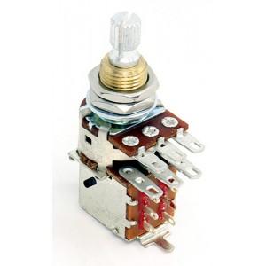 Bourns Audio Push-Pull Pot Split Shaft Dual Gang 250K
