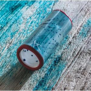 Clay 'N Roll Ceramic Slide - Faded Sea TB Red