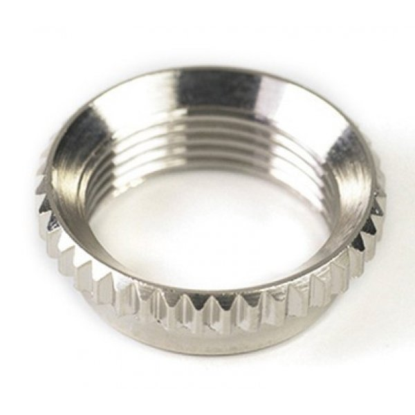 Toggle Nut Vintage Nickel for Switchcraft