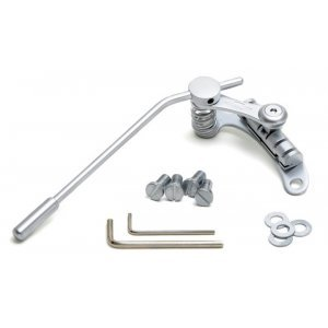Goldo Tremolo for Les Paul Satin Chrome