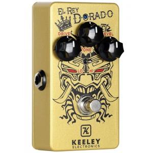Keeley Electronics El Rey Dorado - The Gold King