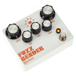 Keeley Electronics Fuzz Bender  - 3 Transistor Hybrid Fuzz