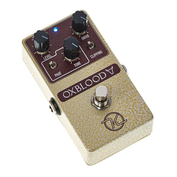 Keeley Electronics Oxblood - Overdrive