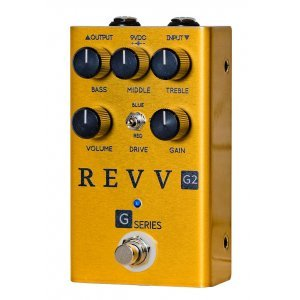 Revv Amplification G2 Limited Gold Edition - Crunch / Overdrive