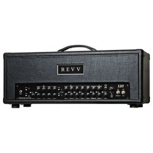 Revv Amplification Generator 120 MK3 - All Tube Head Amp