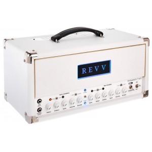 Revv Amplification Generator 7 - 40 MKII White - All Tube Head Amp