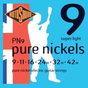 Rotosound Pure Nickel 009-42 (PN9)