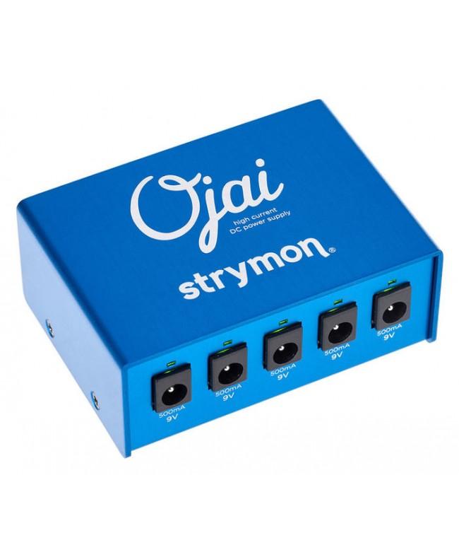 Strymon Ojai - Compact High Current DC Power Supply ΤΡΟΦΟΔΟΤΙΚΑ