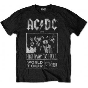Amplified T-Shirt AC/DC - High Way To Hell (ZAV210B10)